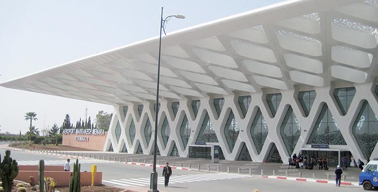Pearl Lounge : Deux salons CIP à l'aéroport Marrakech-Menara