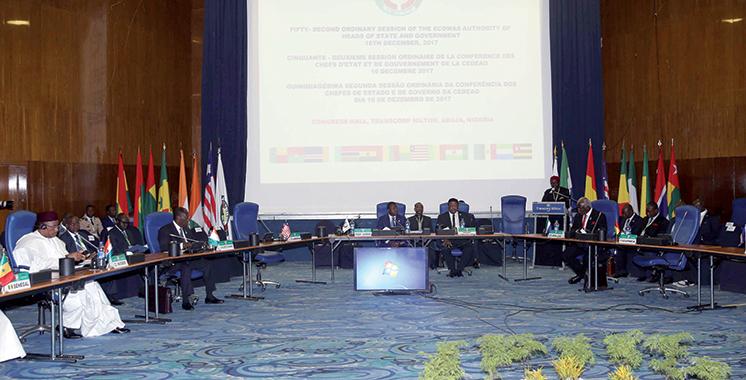Adhésion du Maroc à la CEDEAO :  Les détails de l'étude d'impact