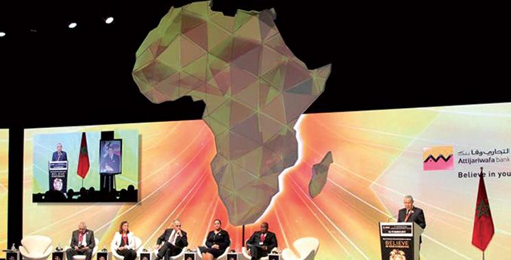 Attijariwafa bank : Le Club Afrique Développement partenaire de l'Africa 2017  Forum