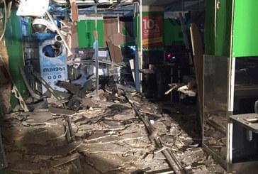 Russie: Une explosion dans un supermarché de Saint-Pétersbourg fait plusieurs blessés