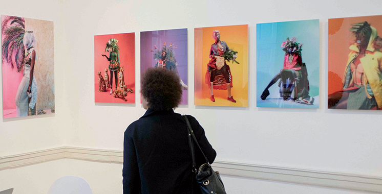 Marrakech accueille le Contemporary African Art Fair