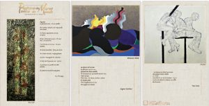 «Plasticiens du Maroc, poètes du monde», une exposition mêlant art et poésie