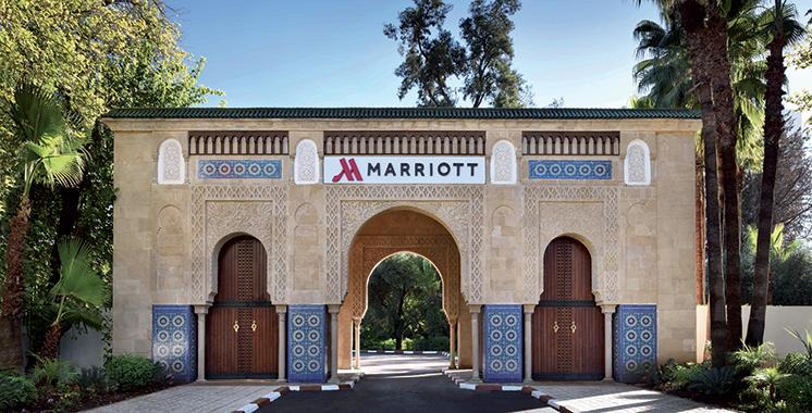 Inauguration : Marriott International ouvre son premier hôtel au Maroc