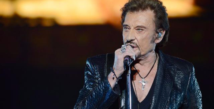 d c s du chanteur fran ais johnny hallyday aujourd 39 hui le maroc. Black Bedroom Furniture Sets. Home Design Ideas