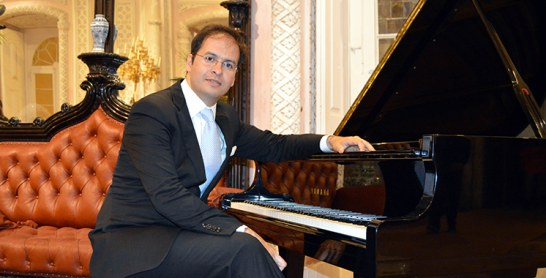 Lancement du projet «Arabesque» : Le pianiste Marouan Benabdellah ouvre le bal
