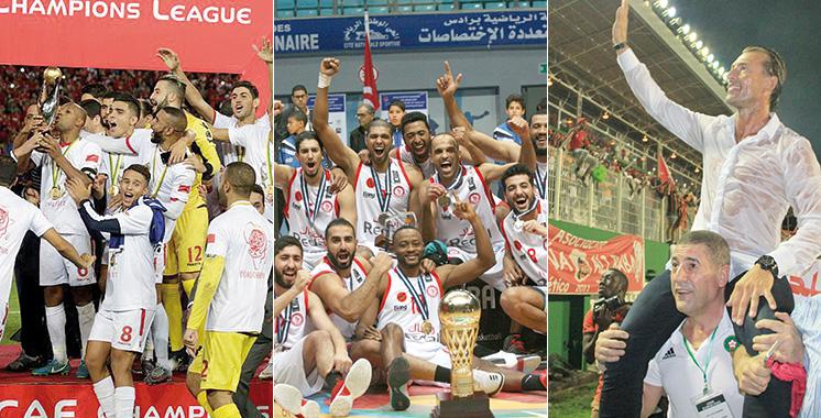 Rétro Sport 2017 : Le retour en force du football marocain