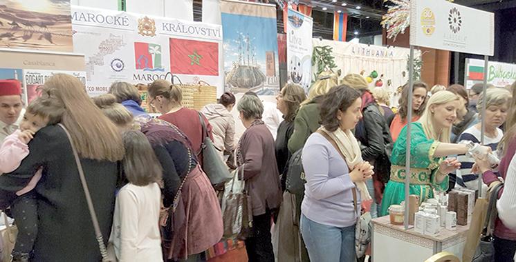 Participation distinguée du Maroc au Bazar diplomatique de bienfaisance à Varsovie