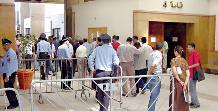 Evénements d'Al Hoceima: nouveau report du procès devant la Cour d'appel