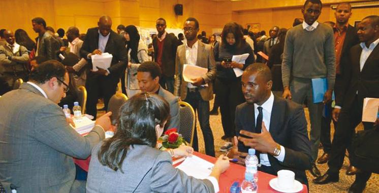 «Carrefour  africain» à la recherche de talents subsahariens