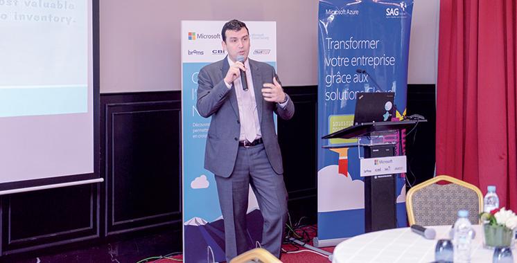 Microsoft organise son sommet sur le cloud à Casablanca