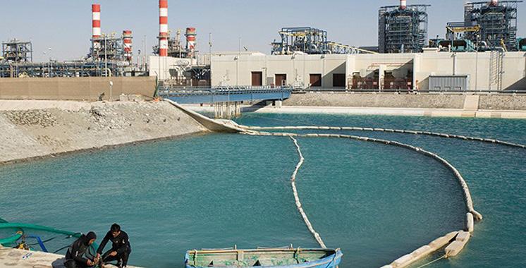 Mégaprojet de dessalement d'eau de mer :  La souscription très convoitée