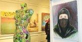 Le centre commercial fait la part belle à la peinture: Cinquante artistes-peintres exposent au Tanger City Mall
