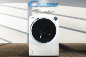 Bianca, le lave-linge intelligent de Candy: Il est équipé de l'application Simply-Fi