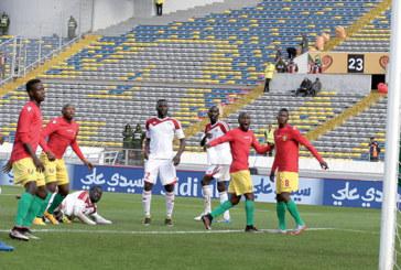 CHAN  Maroc 2018 – Groupe A : Le Soudan surprend la Guinée