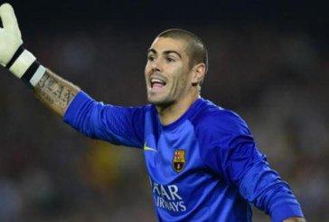 Football : Victor Valdes tire sa révérence
