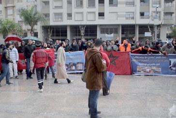 Marchés de proximité à Tanger : Les non bénéficiaires protestent