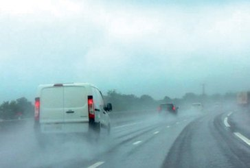 Temps pluvieux : Redoublez de vigilance !