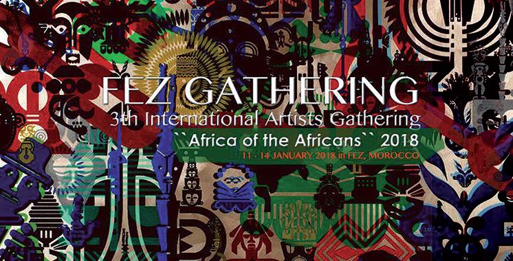 3ème  Edition des rencontres internationales d'artistes de Fès