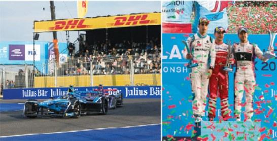 Formule E à Marrakech : Michael Benyahia fait ses preuves
