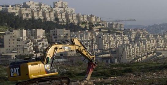 L'UE appelle Israël à revenir sur sa décision de construire de nouveaux logements en Cisjordanie