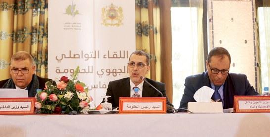 Région de Fès-Meknès : Un futur pôle économique à développer
