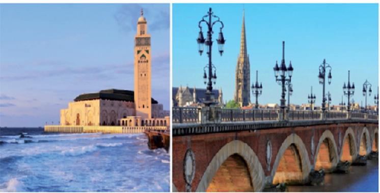 Casablanca et Bordeaux célèbrent 30 ans de jumelage