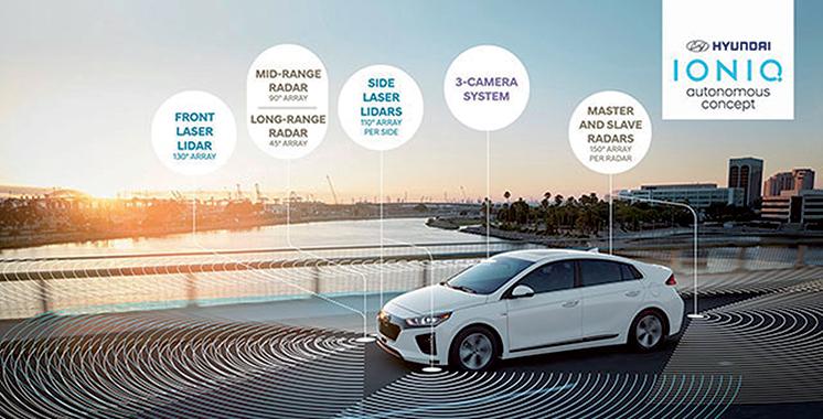 Véhicules autonomes : Hyundai s'associe à Aurora