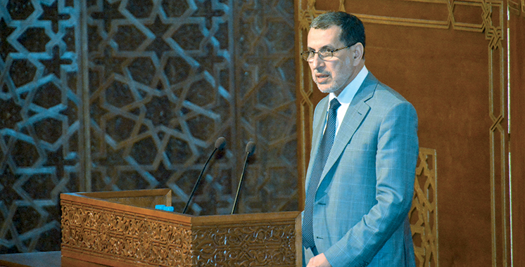 El Othmani : Le PJD veille à la cohésion au sein de la majorité gouvernementale