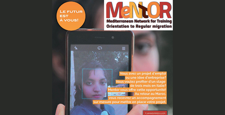 Le projet Mentor cible 10 jeunes marocains