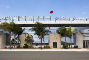 Aéroport international Essaouira Mogador : Plus de 76.000 passagers durant les 11 premiers mois de 2017