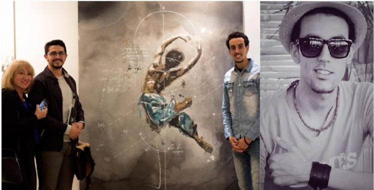 Sculpteur, peintre et calligraphe : Aissa Joud, portrait d'un jeune artiste aux multiples talents