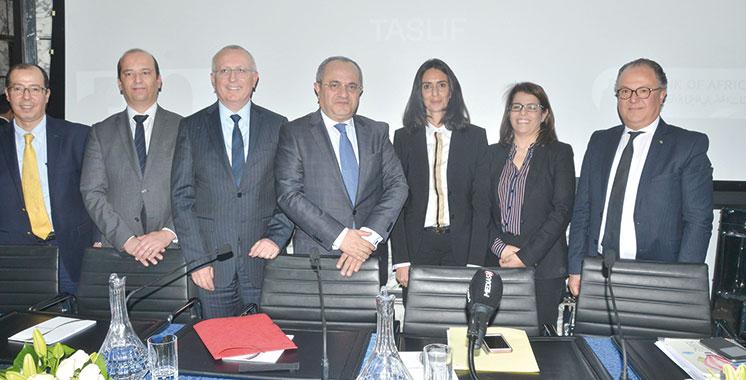 Projet de fusion Salafin-Taslif : 12% des parts de marché et 1 MMDH de fonds propres en perspective