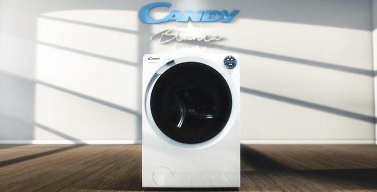 bianca le lave linge intelligent de candy il est quip de l application simply fi aujourd. Black Bedroom Furniture Sets. Home Design Ideas