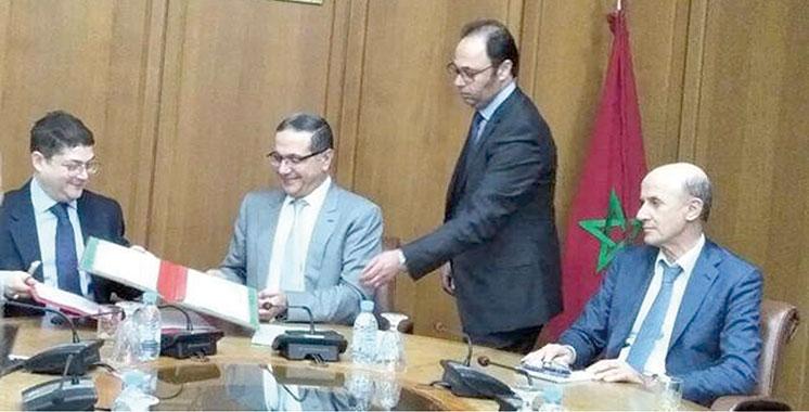 La BERD et le ministère de l'économie et des finances ensemble pour l'économie verte