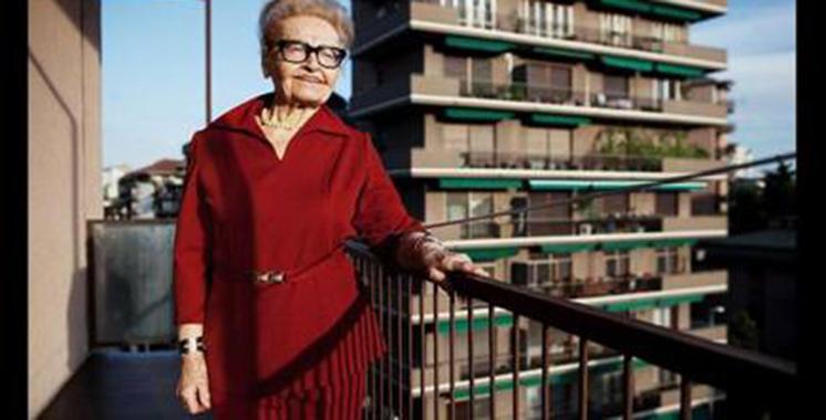 Décès de Carla Marangoni, la plus vieille médaillée olympique du monde