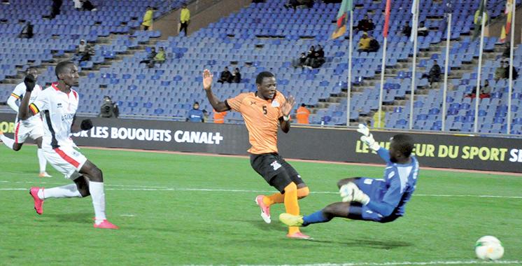 Chan Maroc 2018: La Zambie à la tête du groupe B