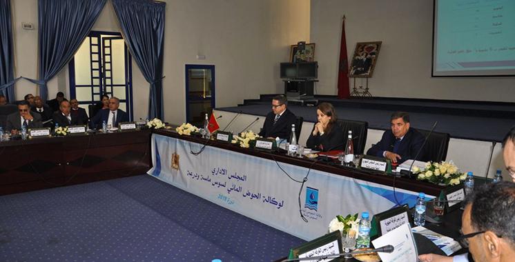 L'Agence du bassin hydraulique du Souss-Massa et Drâa fixe ses priorités