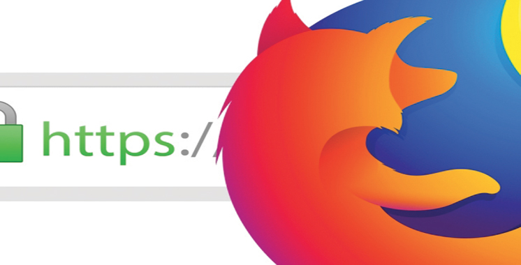 Firefox bascule vers le 100% HTTPS