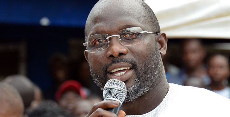 Entretien téléphonique entre SM le Roi et le président élu de la République du Liberia