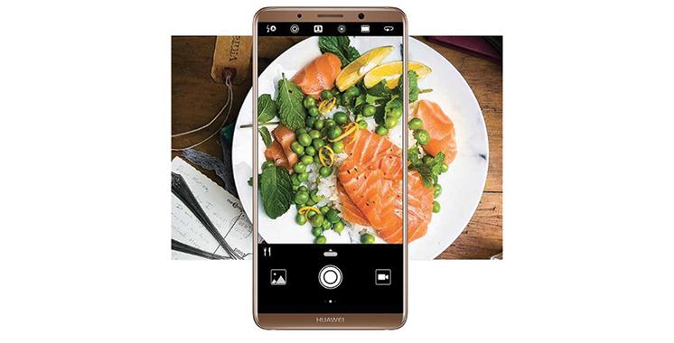 Huawei met en avant l'intelligence artificielle des Mate 10 et Mate 10 Pro