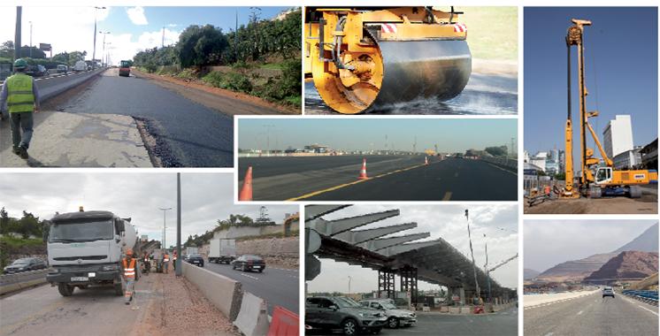 Infrastructures de transport : Plus de 660  milliards DH investis d'ici 2035