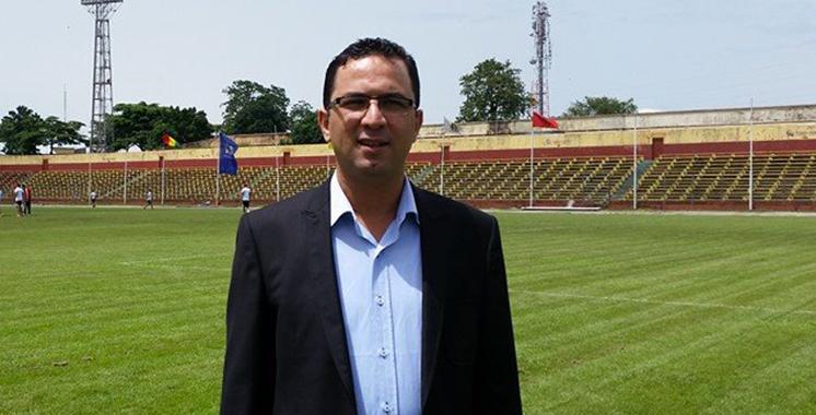 Ismail Zitouni : «Le CHAN à Agadir se passe dans de bonnes conditions»