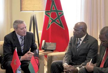 Maroc-Malawi : L'agriculture et les transports au cœur des concertations