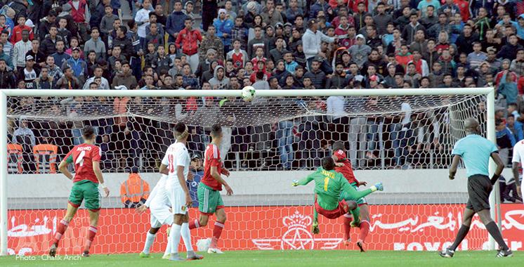 CHAN Maroc 2018: Le Maroc accède rapidement aux quarts de finale