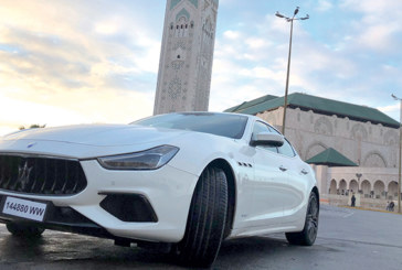 Maserati Ghibli 2018 : Bellissima !
