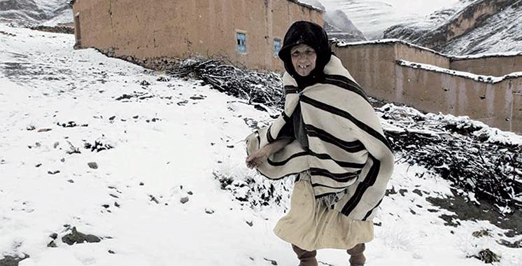 Vague de froid : Mobilisation «exceptionnelle» pour désenclaver 1205 douars