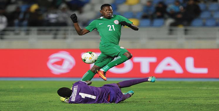 Le Nigeria surclasse la Guinée équatoriale et se qualifie pour les quarts