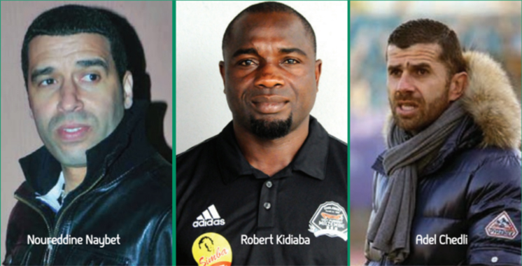 Chan Maroc 2018 : La CAF désigne trois ambassadeurs pour le tournoi