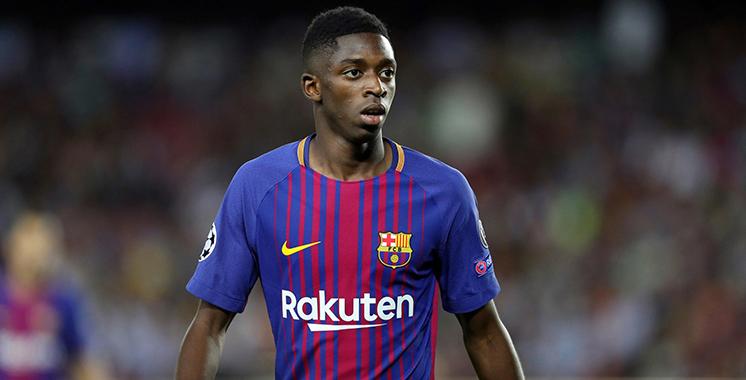 Feu vert médical pour Dembélé — Barça