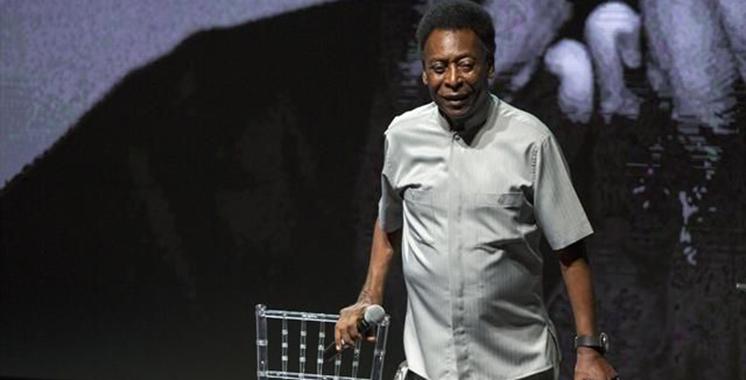 L'assistant de Pelé dément son hospitalisation